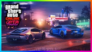 Download GTA Online The Outrun Overdrive DLC Update Concept - NEW Vehicles, Nightclubs & MORE! (GTA 5 DLC) Video