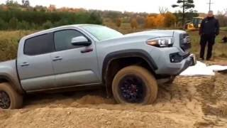 Download 2017 Toyota Tacoma TRD Pro Crawl Control Video