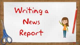 Download Creating a News Report Video