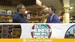 Download ″Uno compone su propia historia″, Gabriel Rolón en El mundo nos mira Video