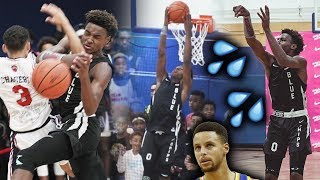 Download Bronny James BEST GAME THIS YEAR! GOES STEPH CURRY MODE! Wet From Deep! Video