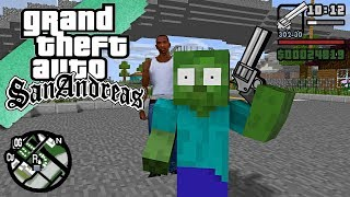 Download Monster School : GTA SAN ANDREAS CJ BECOME TEACHER - Minecraft Animation Video