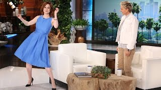 Download Ellie Kemper Is Expecting! Video
