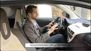 Download VW UP! vs TOYOTA IQ Video