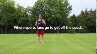 Download Where Sports Fans Go to Get off the Couch Video
