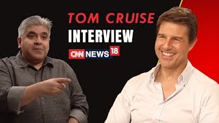 Download Rajeev Masand Interviews Tom Cruise For Mission Impossible: Fallout | CNN News18 Video