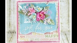 Download Just for you - Layered Card Tutorial - Penny Black * Emilia Sieradzan * Video