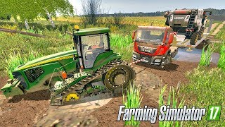 Farming Simulator 2017 NEW HOLLAND FR Forage Harvesters Mod