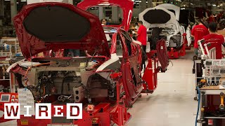 Download How the Tesla Model S is Made | Tesla Motors Part 1 (WIRED) Video