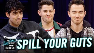 Download Spill Your Guts or Fill Your Guts w/ The Jonas Brothers Video