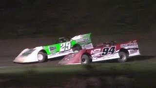 Download Topless RUSH Crate Late Model Feature | Genesee Speedway | 9-17-17 Video