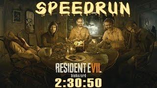 Download Resident Evil 7 Biohazard Speedrun (2:30:50) - Full Game Walkthrough Video