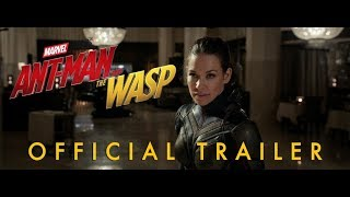 Download Marvel Studios' Ant-Man and the Wasp - Official Trailer #1 Video