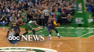 Download First round of the NBA playoffs begins Video
