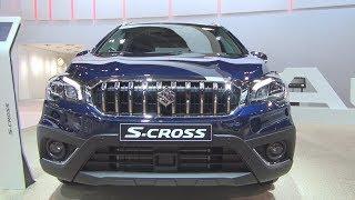 Download Suzuki SX4 S-Cross 1.4 BoosterJet AllGrip Style Auto (2019) Exterior and Interior Video
