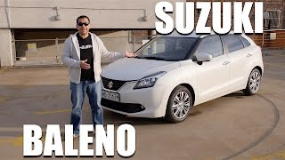 Download Suzuki Baleno 1.2 Dualjet SHVS (ENG) - Test Drive and Review Video