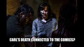 Download The Walking Dead Season 8 Carl Discussion - Carl's Death Similar To This Comic Death? Video