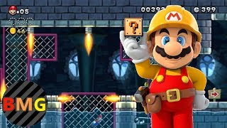 Download More New Super Mario Bros. U Remade in Super Mario Maker! Video