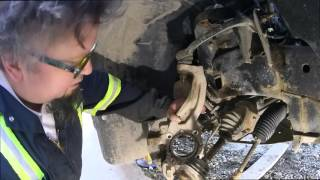 Download Rebuilding the F150 Front Suspension, Replacing Everything Video