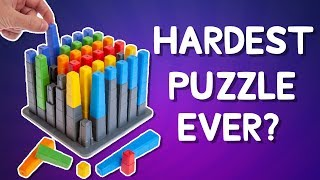 Download Why Can't Anyone Finish These Puzzles? • 11 Products That Will Melt Your Brain Video