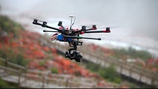 Download DJI Spreading Wings S900: Create Anywhere Video