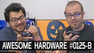 Download Awesome Hardware #0125-B: Mini ITX X399 board! GTX 1070 Ti Pictured! Video