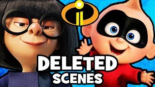 Download 10 DELETED SCENES & Story Changes From INCREDIBLES 2! Video