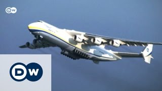 Download Antonov An-225: ride a colossus | DW English Video