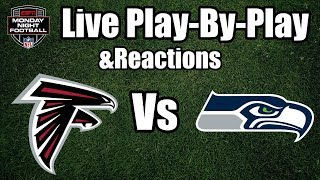 Download Falcons vs Seahawks | Live Play-By-Play & Reactions Video