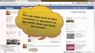 Download Facebook for Your Classroom in 7 minutes. Video