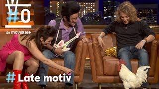 Download Late Motiv: Manel Navarro y Rodolfo Chiquilicuatre juntos en #LateMotiv236 | #0 Video