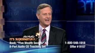 Download Five Wealth Secrets   It's Supernatural with Sid Roth   Craig Hill Video
