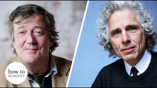 Download Stephen Fry & Steven Pinker on the Enlightenment Today Video