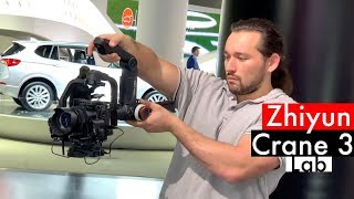 Download ZHIYUN CRANE 3 LAB - This Gimbal Has It ALL! | Momentum Productions Video