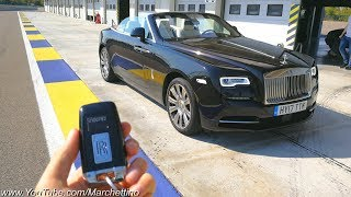 Download My First Test Drive in a $410,000 Rolls Royce - What an Experience! Video