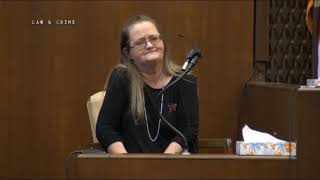 Download Jessica Chambers Murder Retrial Day 1 Part 1 Victims Mother Lisa Chambers & Kesha Myer Testify 9/25 Video