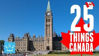 Download 25 Things You Didn't Know About Canada Video