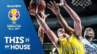 Download The 100 BEST plays from the FIBA Basketball World Cup 2019 Qualifiers (1st Round) Video