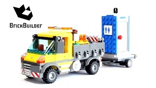 Download Lego City 60073 Service Truck - Lego Speed Build Video