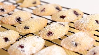Download Lemon Blueberry Madeleine Recipe - Laura Vitale - Laura in the Kitchen Episode 797 Video