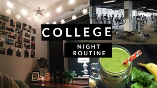 Download College Night Routine Spring 2017 Video
