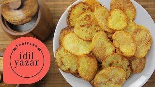 Download Fırında Patates Cipsi Nasıl Yapılır? - İdil Yazar - Yemek Tarifleri - Potato Chips Video