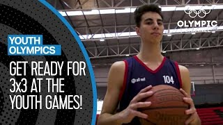 Download 3x3 Basketball is ready for Buenos Aires 2018 | Youth Olympic Games Video