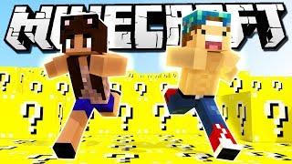 Download LUCKY BLOCK MAYHEM! | Minecraft Lucky Block Race w/Yammy Video