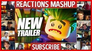 Download The LEGO Batman Movie Main Trailer Reactions Mashup Video