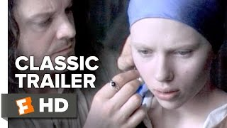 Download Girl with a Pearl Earring (2003) Official Trailer - Scarlett Johansson Movie Video