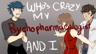 Download Who's Crazy/ My Psychopharmacologist and I (ANIMATIC) | Oc Animatic Video