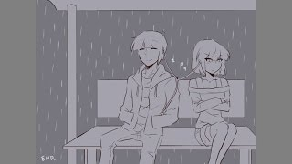 Download Rain (Undertale Comic Dub) Video
