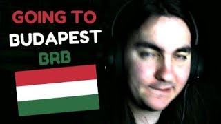 Download Going to Budapest tomorrow brb Video
