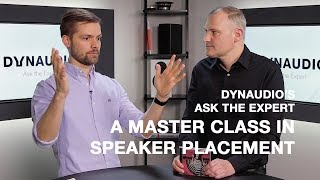 Download A Master Class in speaker placement Video